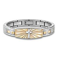 Guiding Faith Men\'s Bracelet