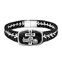 Blessings For The Road Men's Bracelet