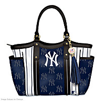 Home Run Yankees! Tote Bag