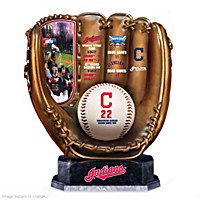 Cleveland Indians Glove Sculpture