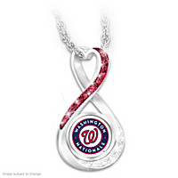 2019 World Series Champions Nationals Pendant Necklace