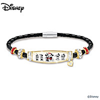 Disney Wonders Of Love Bracelet