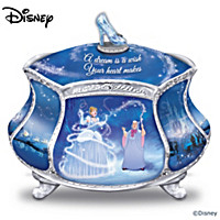 Disney Cinderella's Dream Music Box