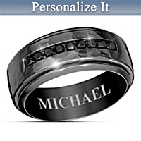 Need For Speed Personalized Ring