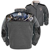 Majestic Guardian Men's Jacket