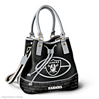 Oakland Raiders Handbag