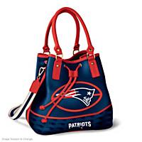 New England Patriots Handbag
