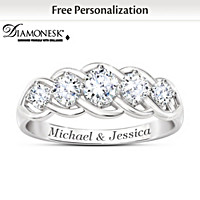 Love Of A Lifetime Personalized Ring