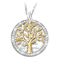Our Family Tree Pendant Necklace