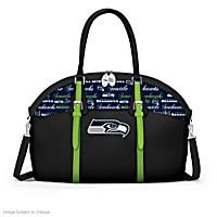 Seattle Seahawks Ultimate Fan NFL Handbag