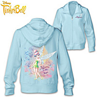 Disney Tinker Bell Women\'s Hoodie