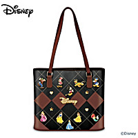 Disney Full Of Charm Tote Bag