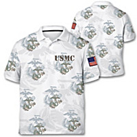Marine Corps Pride Men\'s Shirt