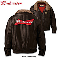 Budweiser Men\'s Jacket