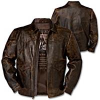 John Wayne Western Heritage Men\'s Jacket
