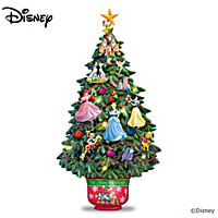 Disney Be Merry Be Bright Christmas Tree