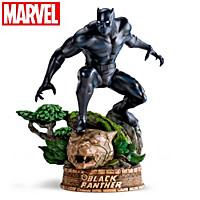 The BLACK PANTHER Classic Edition Sculpture
