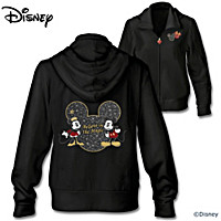 Disney Believe In The Magic Women\'s Hoodie