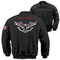 Proud American Men\'s Jacket