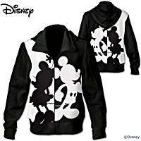 Disney Step Out In Style Women\'s Hoodie
