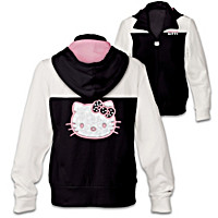 Hello Kitty Women\'s Hoodie