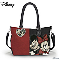 Disney Style In A Snap Handbag