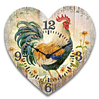 Heart Of The Country Wall Clock