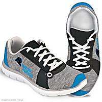 Winning Style Carolina Panthers Women\'s Shoes