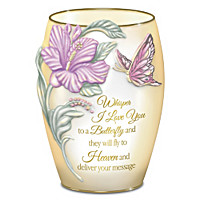 The Butterfly\'s Loving Message Lamp