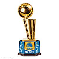 Golden State Warriors 2018 NBA Finals Champion Sculpture