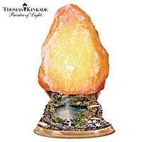 Thomas Kinkade Light Of Renewal Lamp
