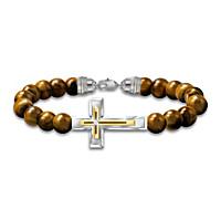 Faith And Protection Men\'s Bracelet