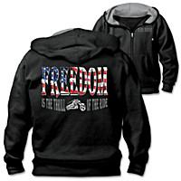 American Rider Men\'s Hoodie