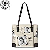 Forever Elvis Tote Bag