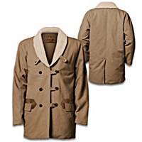 Legendary John Wayne Western Men's Jacket