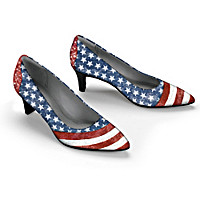 Star-Spangled Sparkle Women\'s Shoes