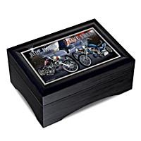 Ride Hard, Live Free Keepsake Box