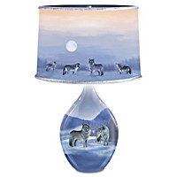 Majesty By Moonlight Lamp
