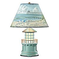 Coastal Paradise Lamp