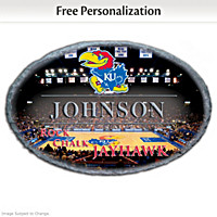 University Of Kansas Personalized Welcome Sign