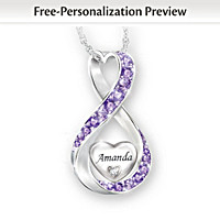 personalized daughter jewelry bradford exchange