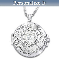 Cherished Memories Pendant Necklace