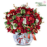 Sharing The Season\'s Wonders Table Centerpiece