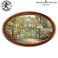 Thomas Kinkade Graceland Collector Plate