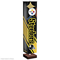 Pittsburgh Steelers Floor Lamp
