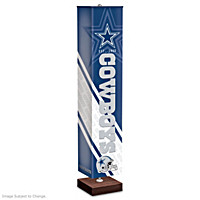 Dallas Cowboys Floor Lamp