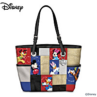 Disney Mickey Mouse & Friends Tote Bag