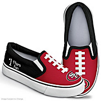 NFL Kids San Francisco 49ers Shoes