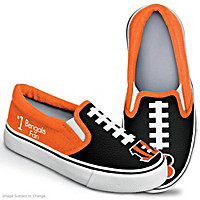 NFL Kids Cincinnati Bengals Shoes