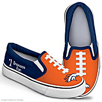 NFL Kids Denver Broncos Shoes